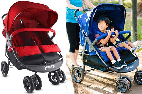 Joovy Scooter X2 Baby Trend Double Jogging Stroller