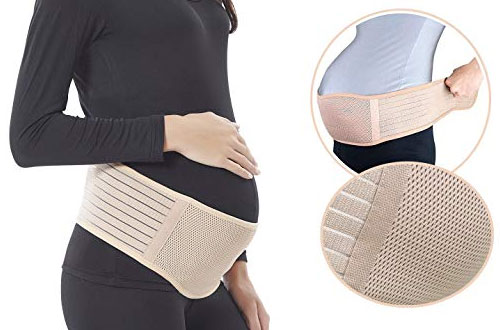 Babo Care Maternity Support Belly Belt for Lower Back & Pelvic Support