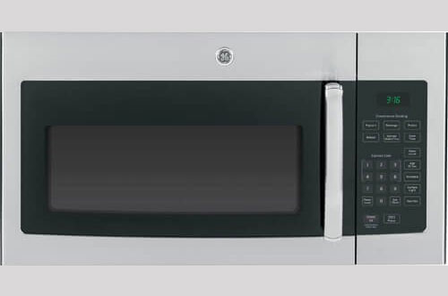 GE JVM3160RFSS 30-Inch Over-the-Range Microwave Oven