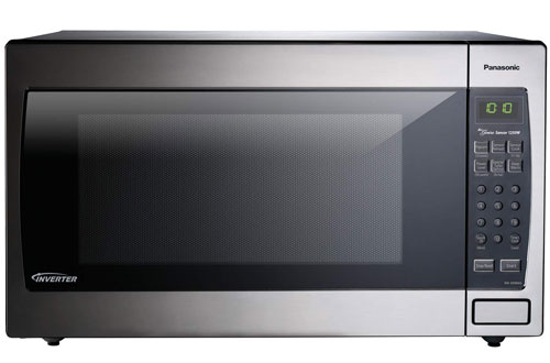 PanasonicNN-SN966SCountertop/Built-InMicrowave Oven with Inverter