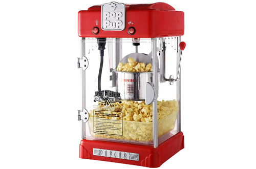 Great Northern Retro Style Popcorn Popper Machine