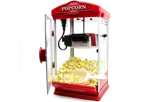 Paramount Hot-Oil Popcorn Maker Machine