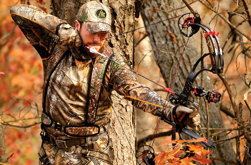 Hunter Safety System UltraLite Flex Harness - Large/X-Large
