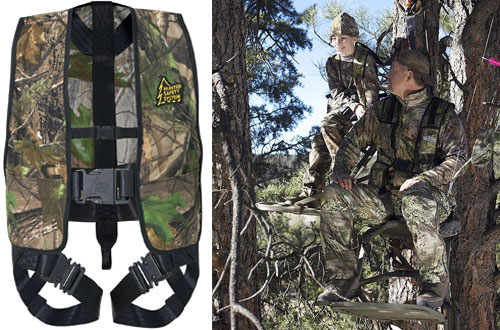 Hunter Safety System Youth HSS-8 Safety Harnesses - Realtree