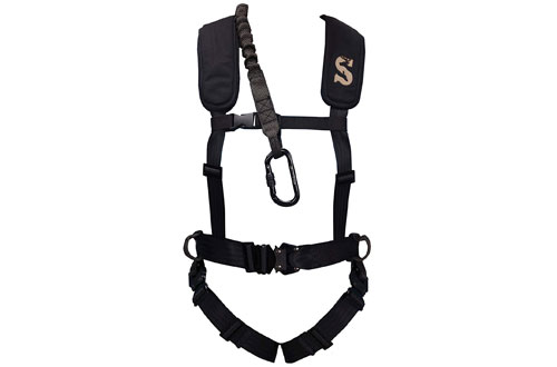 Summit Treestands Men's Sports Large Safety Harness