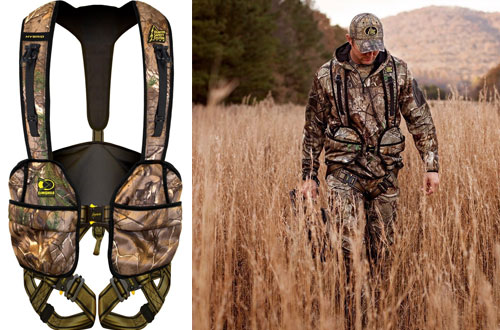 Hunter Safety System Hybrid Flex Safety Climbing Harness