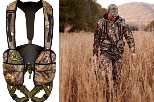 Hunter Safety System Hybrid Flex Safety Climbing Harness
