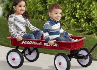 Radio Flyer Classic Little Red Wagon
