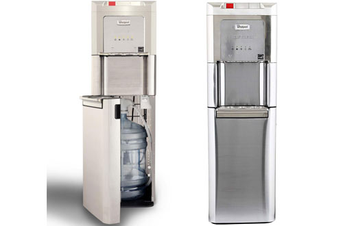 Whirlpool Bottom Loading Stainless Steel Water Cooler