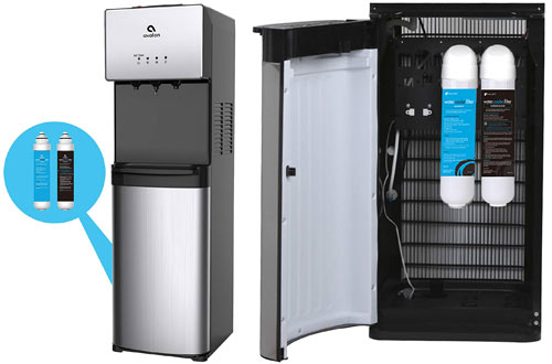 Avalon A5 Self Cleaning Stainless Steel Bottleless Water Cooler