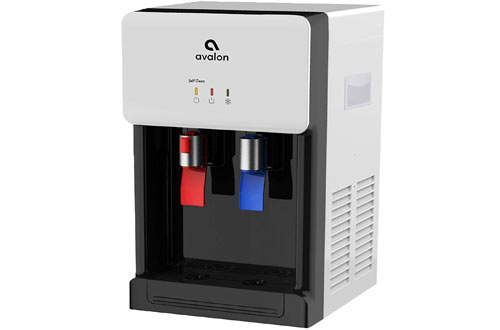 Avalon Bottleless Water Dispenser - Hot & Cold Water & NSF Certified Filter