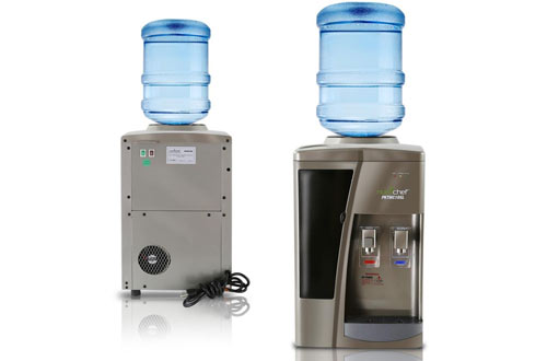 Nutrichef Cold Water Dispenser - Hot & Cold Water