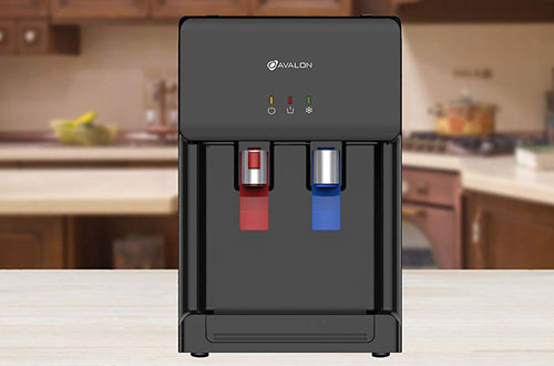 Avalon Countertop Self Cleaning Bottleless Hot and Cold Water Dispenser