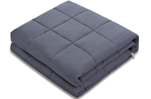 Amy Garden Adults Heavy Weighted Blanket 15 lbs for 140-150 lbs Individual