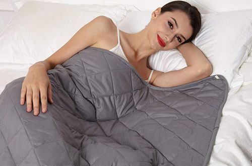 HypnoserTwin Full Size BedWeighted Blanket