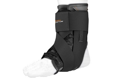 Shock Doctor Ultra Wrap Laced Ankle Brace