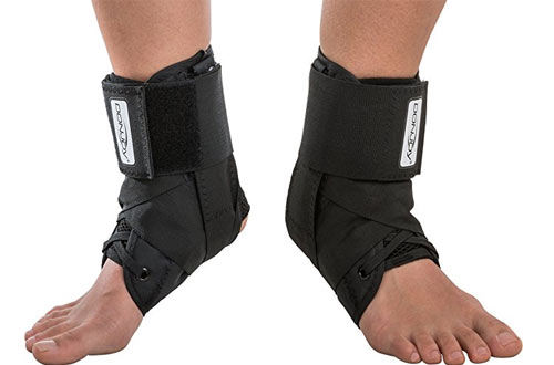 DonJoy Ankle Support Brace - Black & Medium