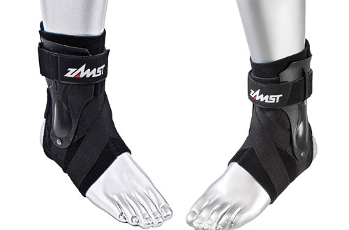 Zamst A2-DX Ankle Brace Support Stabilizer for Basketball & Football & Baseball