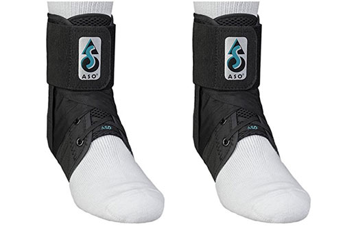 Med Spec ASO Ankle Brace and Stabilizer