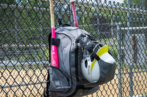 Body's Choice Baseball Gear Bag – Equipment Backpack
