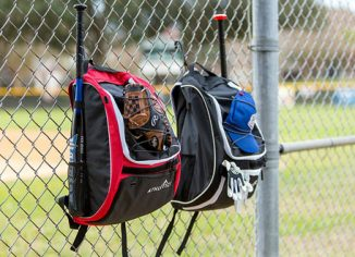 Athletico Baseball Bat Bag - Backpack for Baseball for Youth and Adults