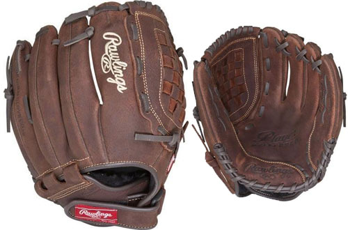 Rawlings Player Preferred Baseball Glove, Slow Pitch Pattern & Basket-Web