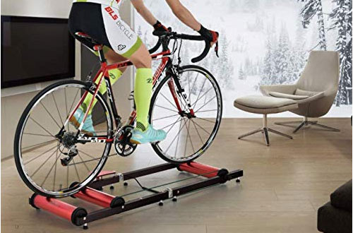 CyclingDeal Premium Indoor Bicycle Rollers for Trainer