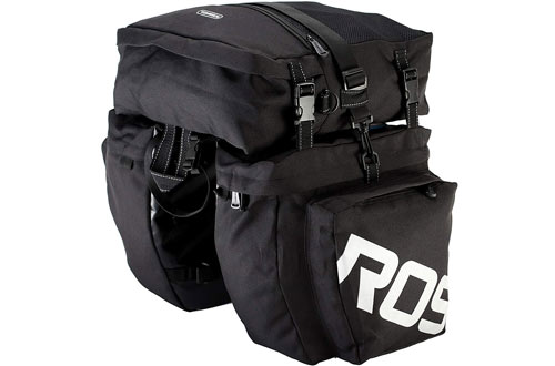 Roswheel Multifunction Bicycle Expedition Touring Pannier