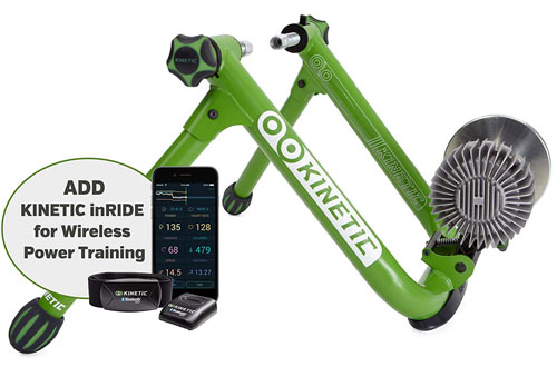 Kinetic Road Machine 2.0 Fluid Bike Stand Trainer