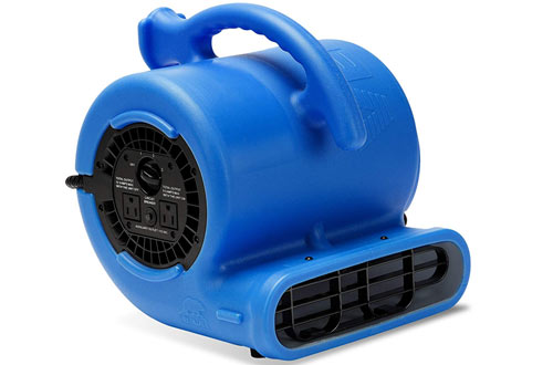 B-Air VP-25 Air Mover for Carpet Dryer Floor Blower Fan