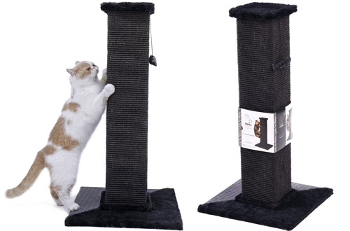 PAWZ Road 32-Inch Cats Ultimate Scratching Post