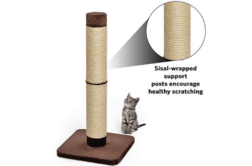 MidWest Durable Stylish Cat Trees & Cat Scratching Posts