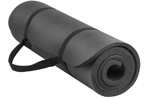 BalanceFrom GoYoga Extra Thick Anti-Tear Exercise Yoga Mat