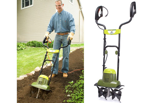 Sun Joe TJ600E Garden Electric Tiller and Cultivator