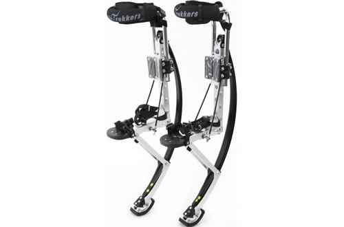 Air-Trekkers Adult Model Carbon Fiber Spring Jumping Stilts