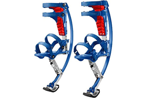 Kids/Child Youth Kangaroo Shoes Jumping Stilts for Fitness Exercise