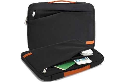 Kingslong Water Resistant 17-Inch Laptop Sleeve Bag