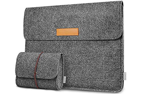 Inateck 13-Inch Sleeve Case Compatible MacBook Pro