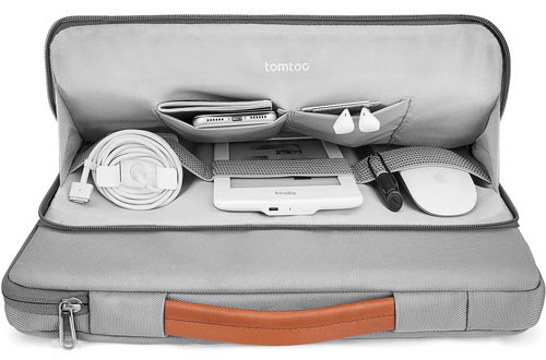 Tomtoc Protective Laptop Sleeve for Samsung Laptops, Ultrabooks & Notebooks
