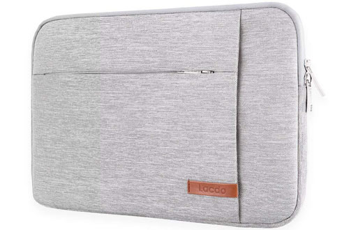 Lacdo 15.6-Inch Laptop Sleeve Bag