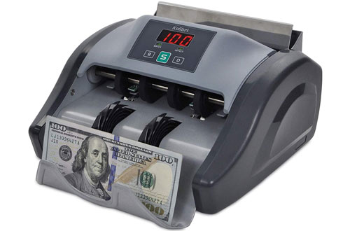Kolibri Fast Money Counter Machine with UV Detection
