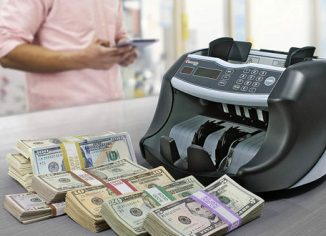 Cassida 6600 UV/MG Business Grade Currency Counter Machine