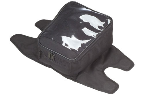 Dowco Rally Pack 50106-00 Magnetic Motorcycle Tank Bag