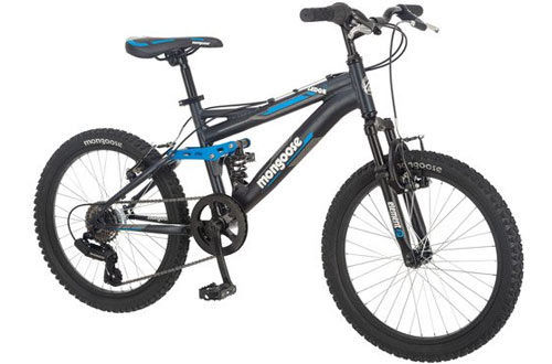 Mongoose Ledge 20-Inh Mountain Bike