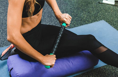 Oasis Muscle Relief System - Muscle Roller Stick Massager