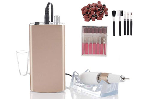 Miss Sweet Portable Electric Nail Drill Machine for Acrylic Nail