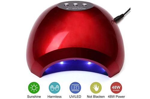 NATPLUS Nail Dryer 48W UV LED Nail Curing Lamp Light