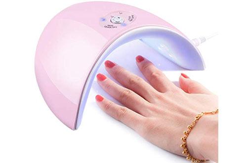PortableUV Light Nail Lamp -LED Nail Curing Lamp Nail Dryer