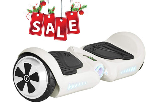 Wheel Hoverboard Electric Smart Self Balancing Scooter