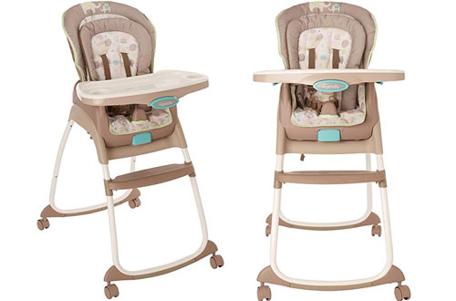 Ingenuity Trio 3-in-1 Baby & Toddler High Chair and Booster